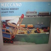 Meccano, Hornby & Dinky Toys Booklets